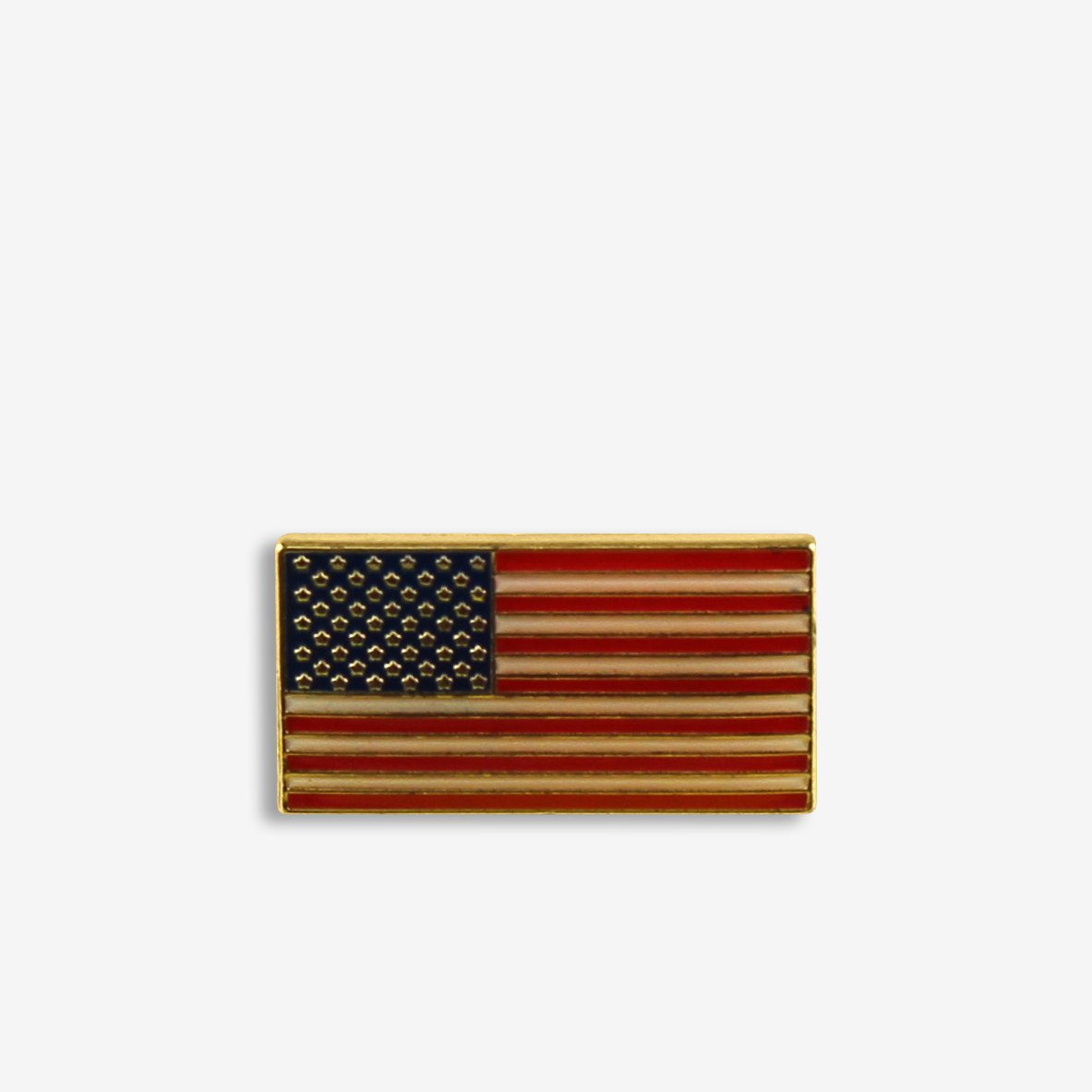 Go For Gold American Flag