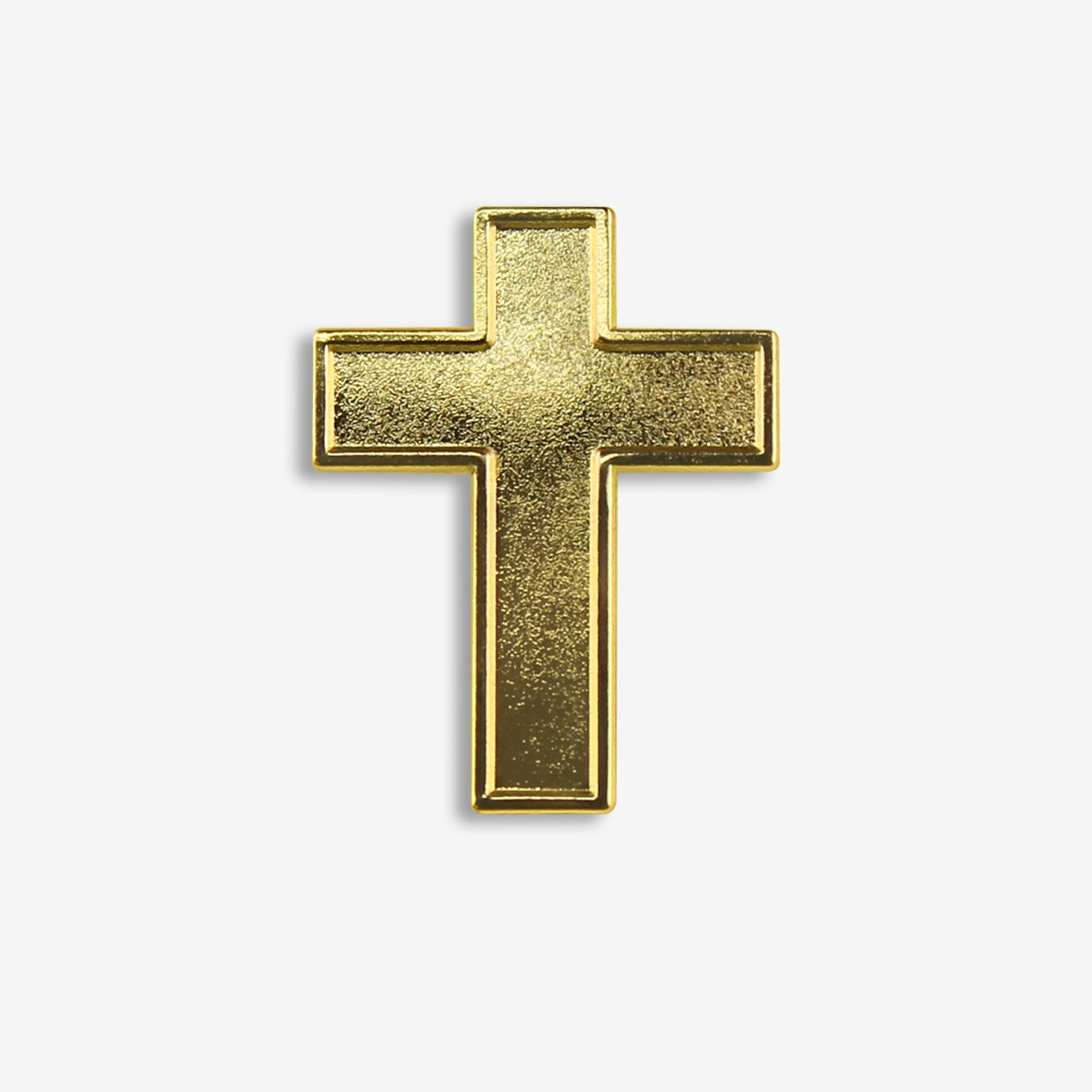 Gold And Bold Cross