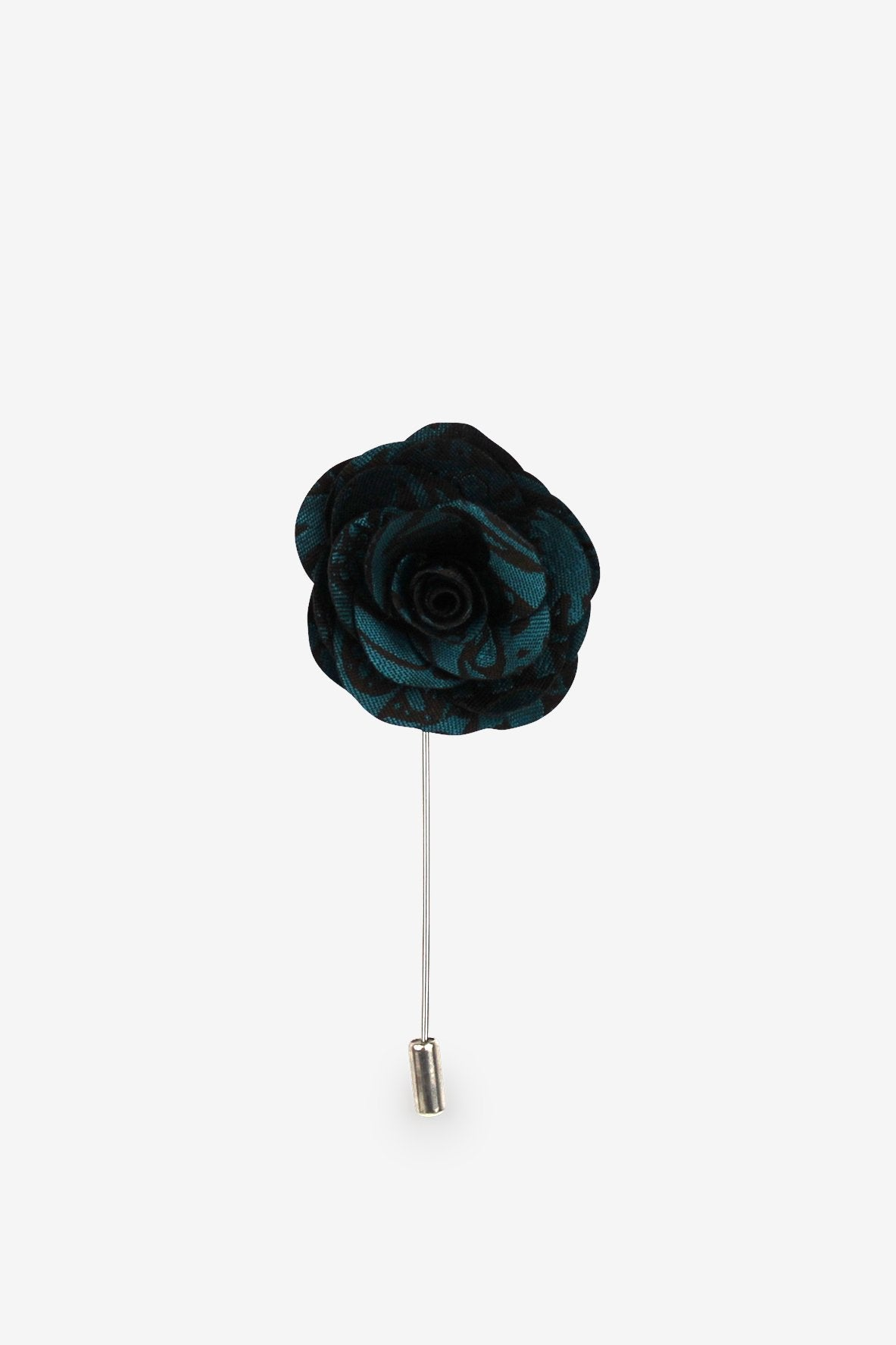 Goodfella Green Flower Lapel Pin