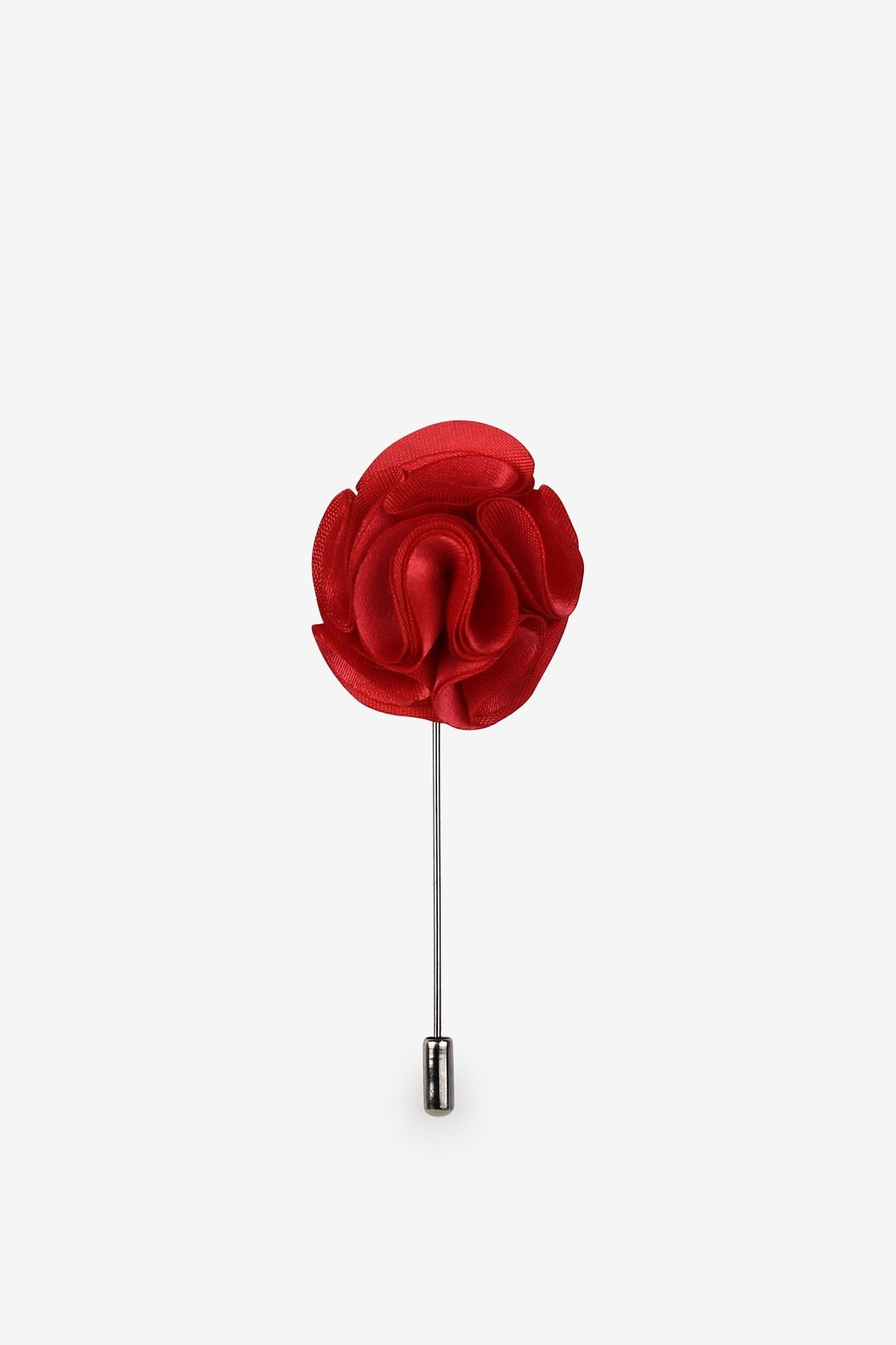 Jessica Rabbit Red Flower Lapel Pin