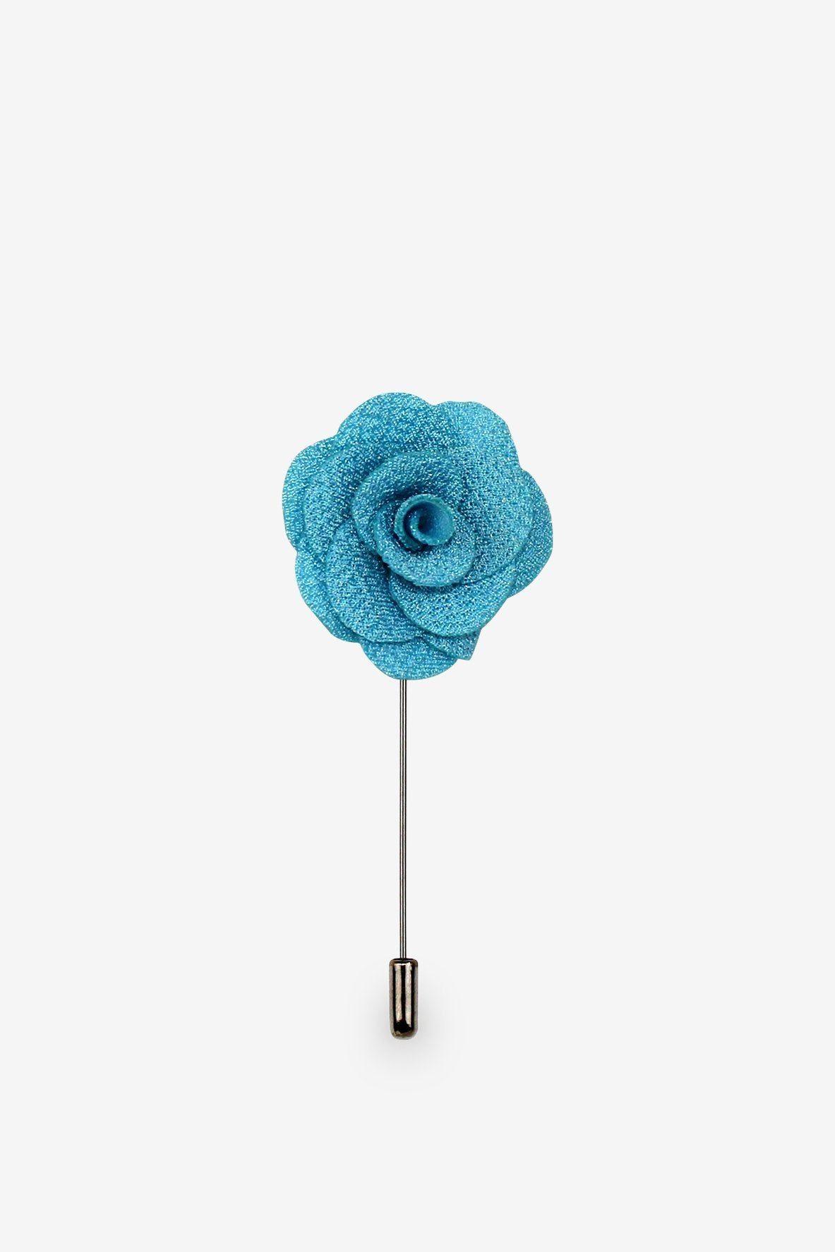 Ocean Vibes Flower Lapel Pin