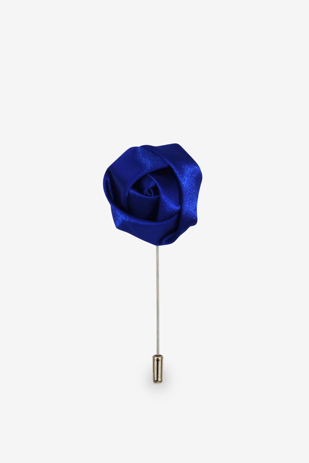 Proper Not Pauper Flower Lapel Pin