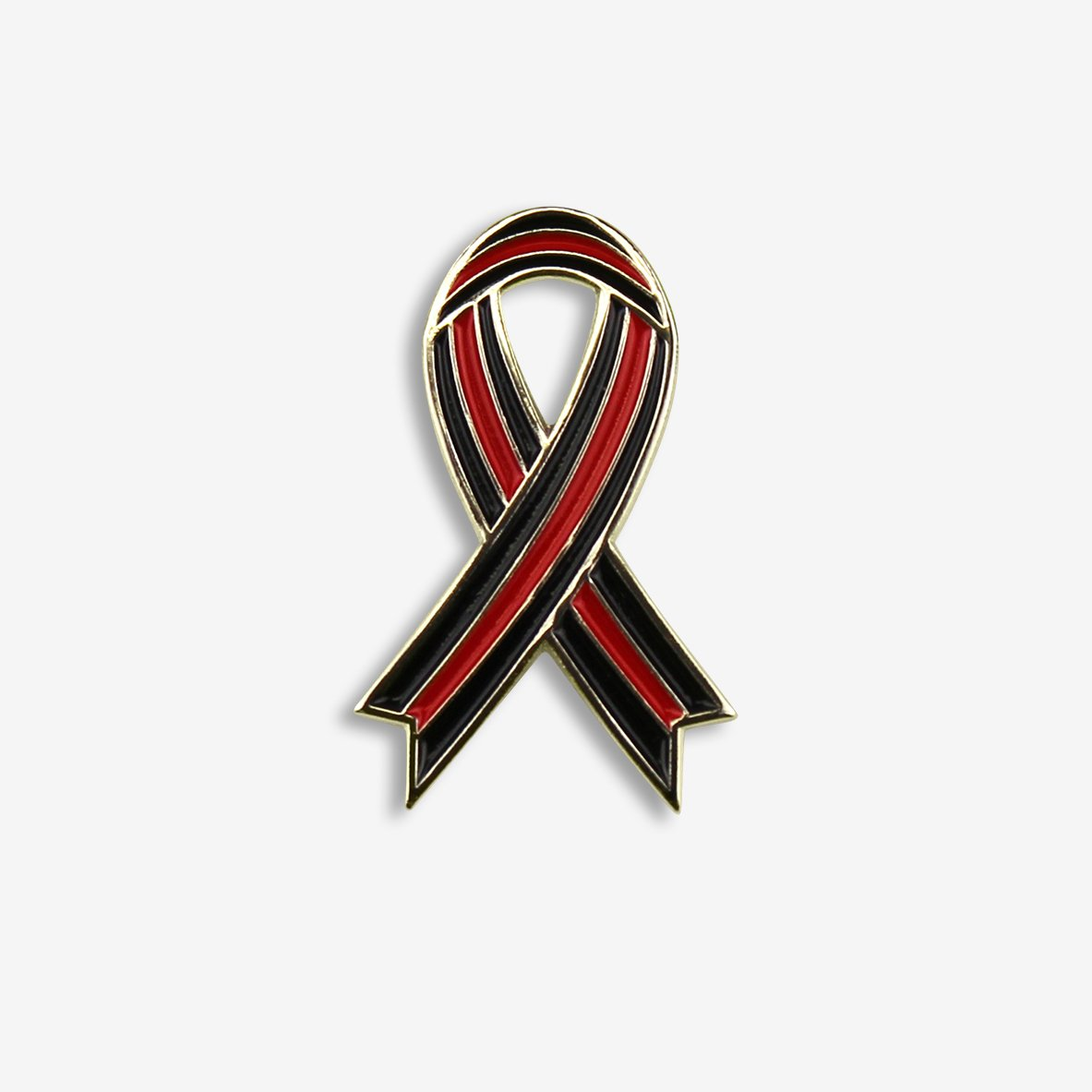 Red & Black Ribbon