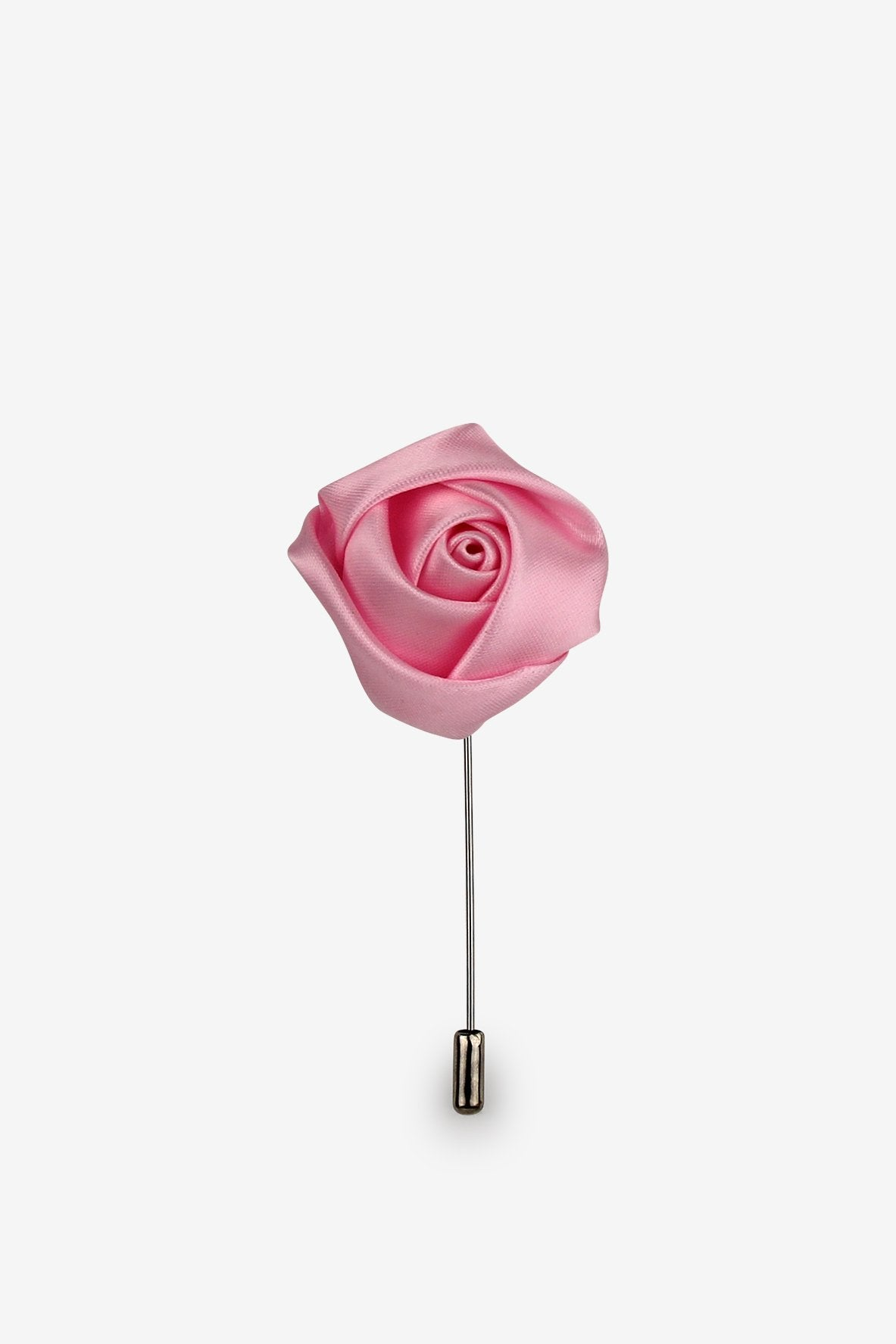 Tickle Them Pink Flower Lapel Pin