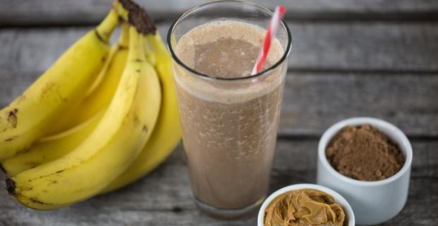Chocolate Peanut Butter Smoothie-Blendtec