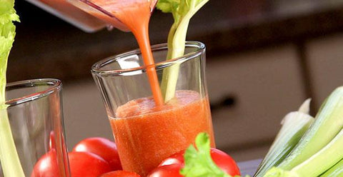 Tomato Vegetable Juice Recipe