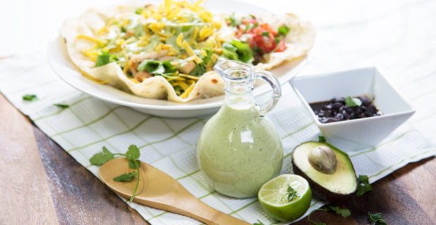 tomatillo ranch dressing recipe