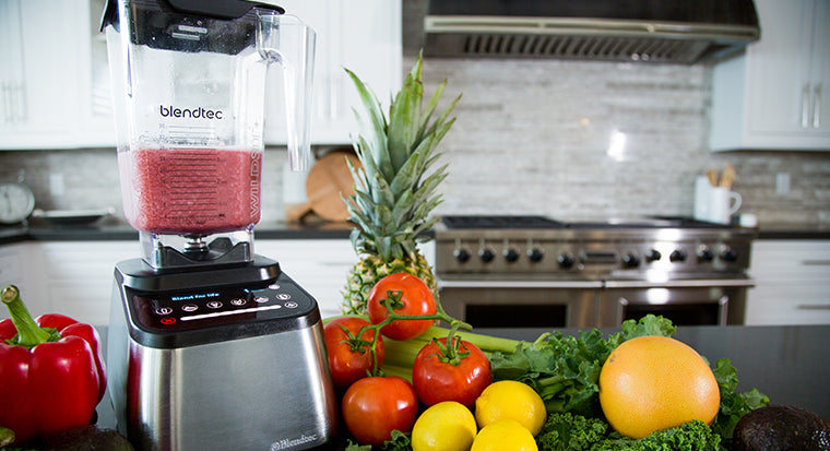 Blendtec Designer 725 Best Blender 2017