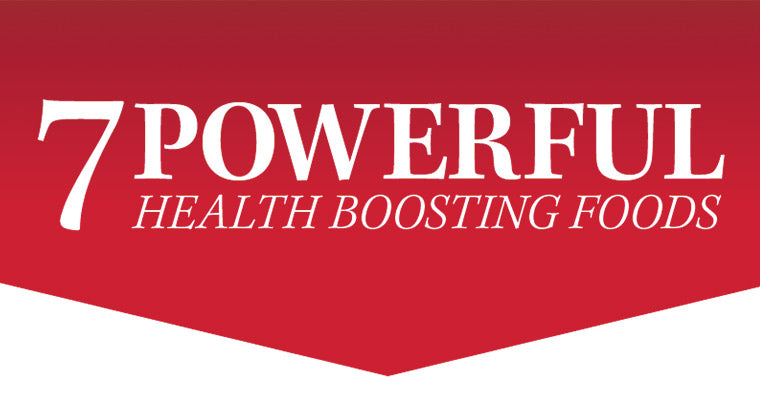 7 Powerful Health-Boosting Foods – Blendtec