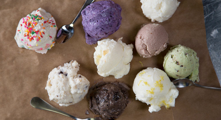 9 ice cream recipes you can make with Blendtec