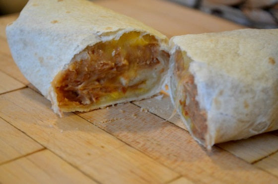 Bean Burrito Recipe Blendtec Blog