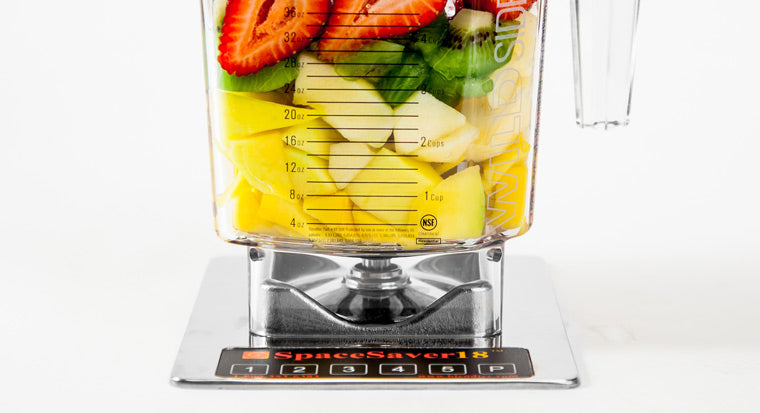 Blendtec Commercial Countertop Blenders