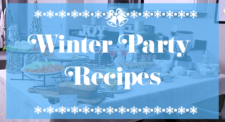 winter party recipes