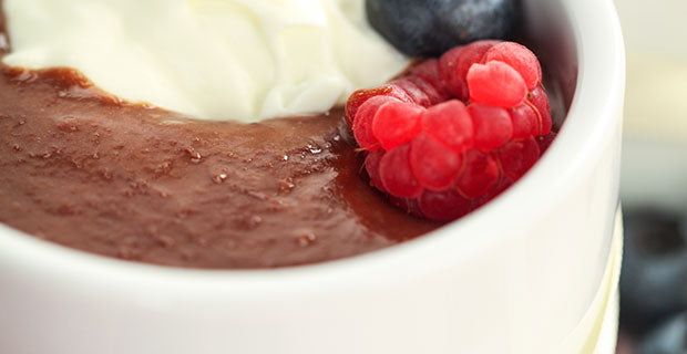 decadent chocolate mousse recipe