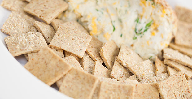 gluten-free crackers recipe