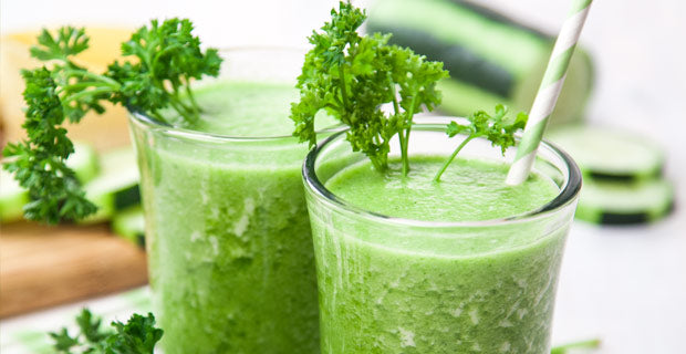 green smoothie sugar content