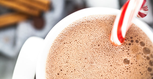 peppermint hot cocoa recipe