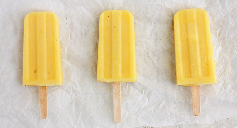 pineapple orange popsicles