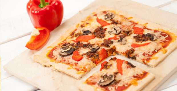 personal pizza dough recipe
