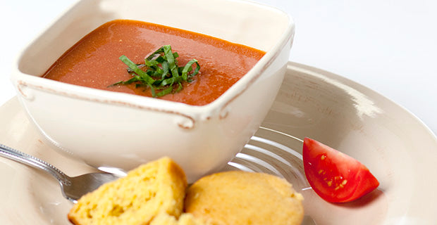 tomato-basil soup recipe