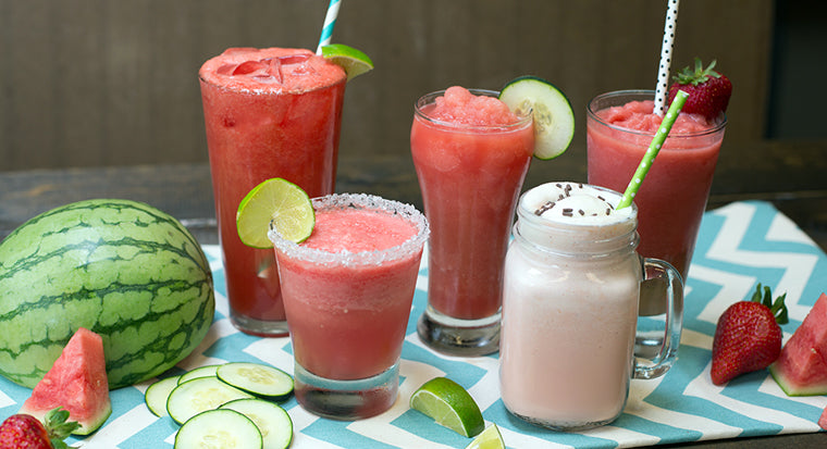 5 mouth-watering watermelon drinks