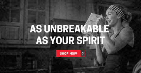 unbreakable as your spirit