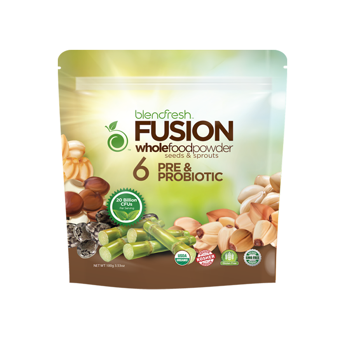 Blendfresh pre and probiotic Fusion
