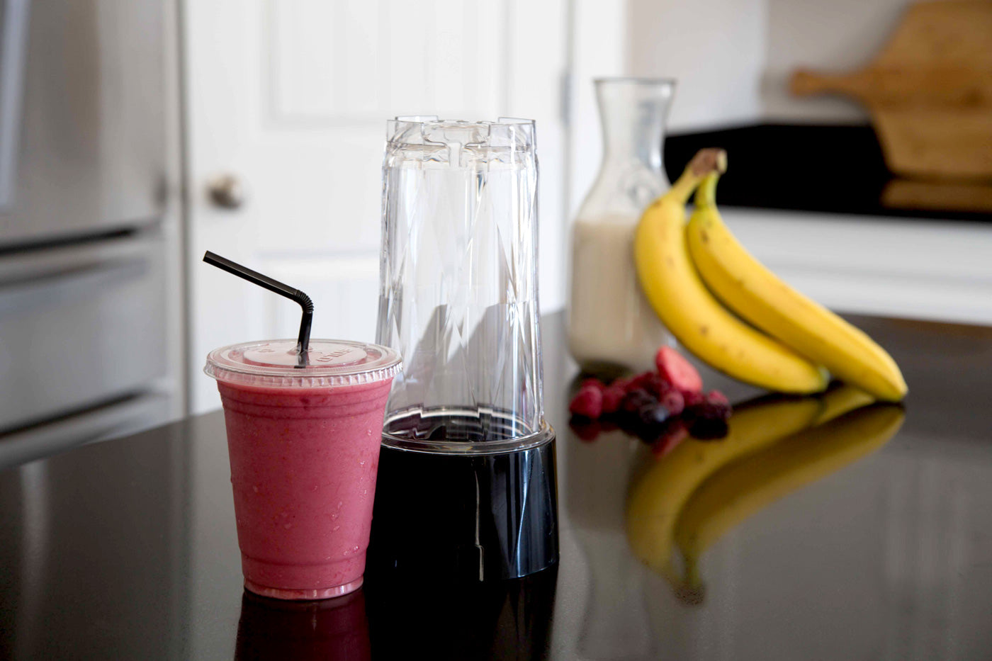 Blendtec Go Berry Smoothie