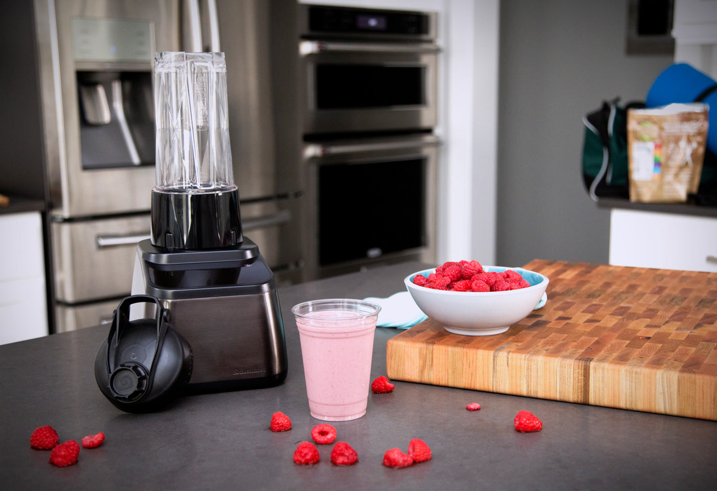 Blendtec Go Pink Smoothie