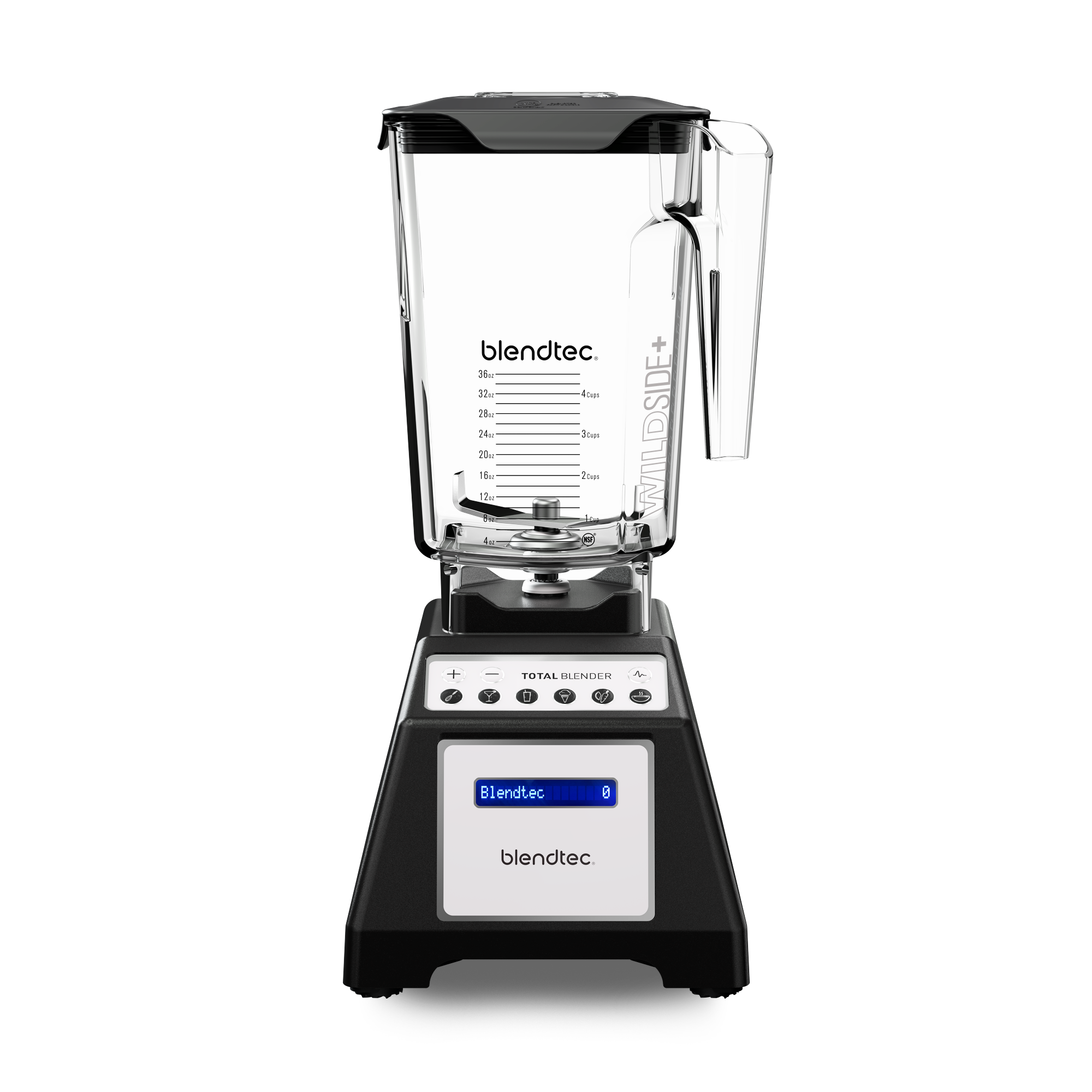 Total Classic Blender Black