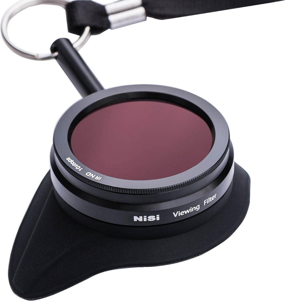 NISI AGC - 10 stops ND viewing filter