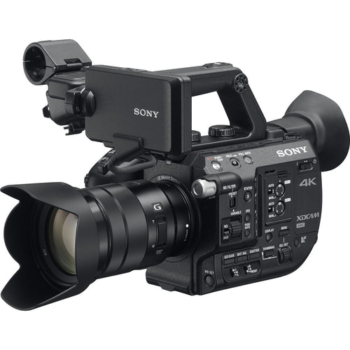 Sony PXW-FS5 XDCAM Super 35 Camera System with Zoom Lens