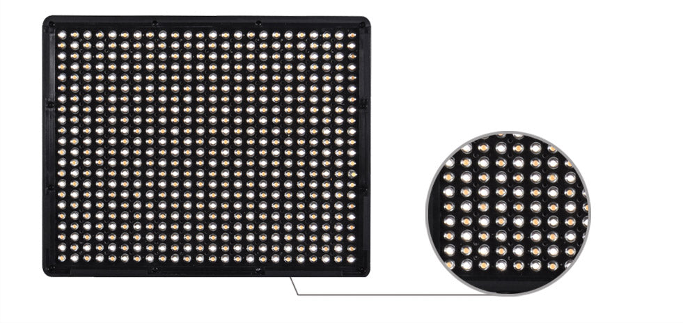 Aputure Amaran LED Video Light Kit 528KIT-WWC