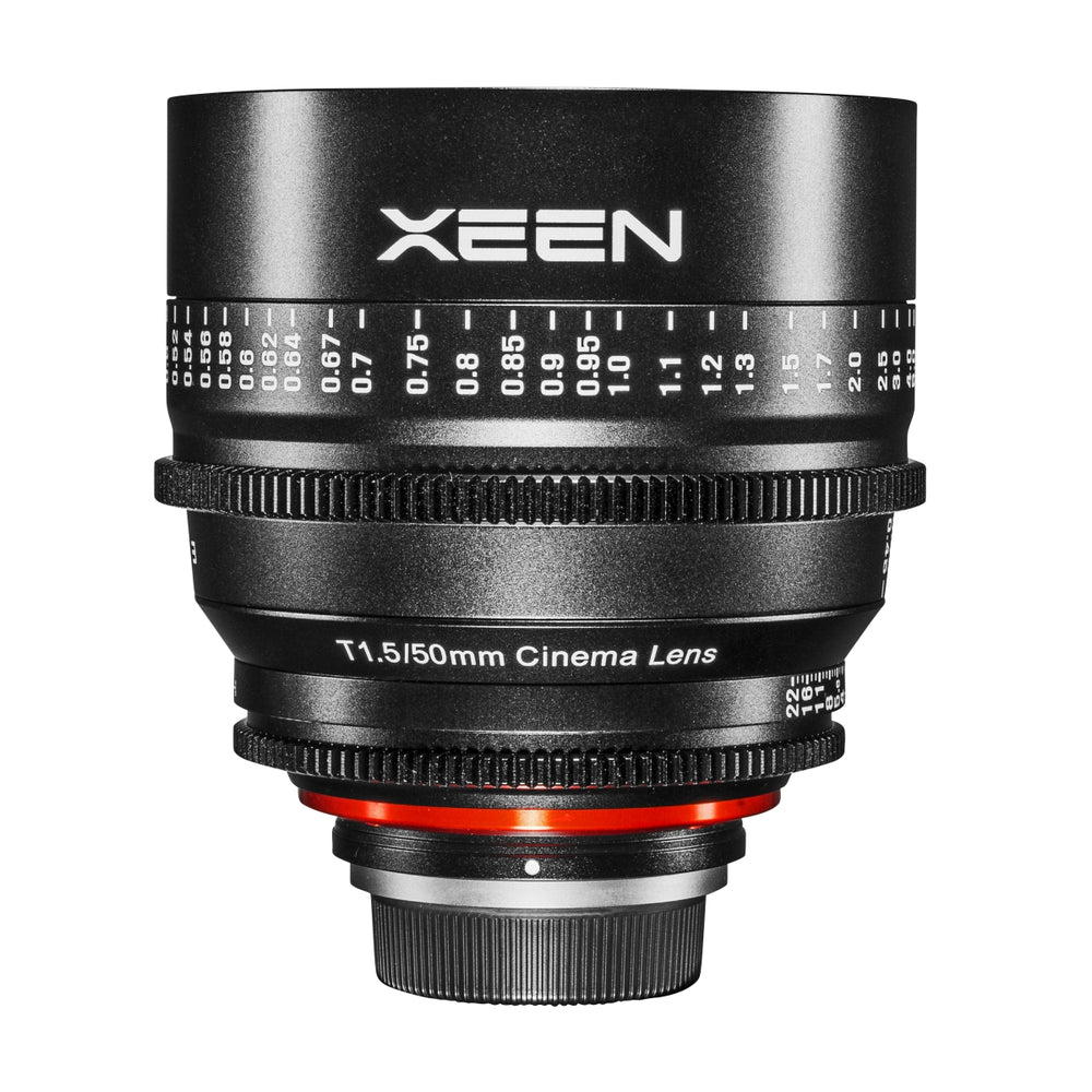 XEEN Cinema 50/1,5 Sony E Vollformat