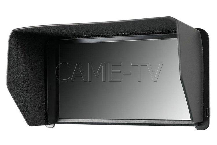 "CAME-TV 5.7"" 4K On-camera Monitor with HDMI Input/ Output IPS Full HD 1920x1080 4K-S57"