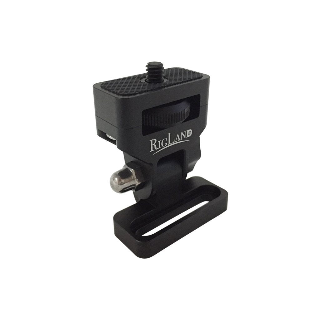 RigLand Monitor Holder Mount Arm Anti-Twist for Camera Field Monitors - 680