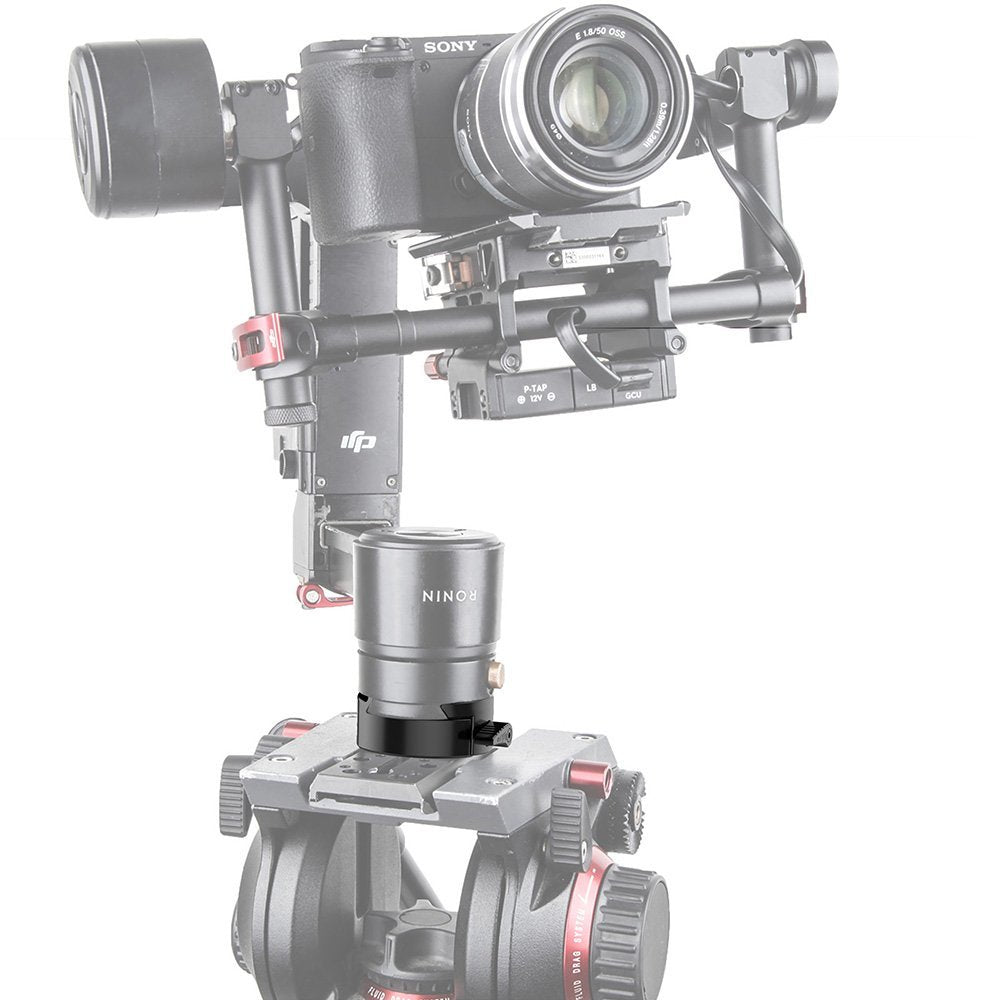 RigLand Quick Plate Mount Adapter for DJI Ronin Ronin-M (Mini) and Ronin MX - 676