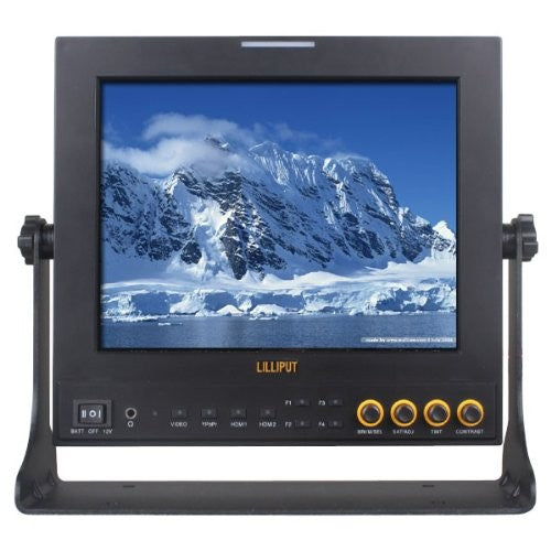 "[CLEARANCE SALE] Lilliput 969GL-A/O/P 9,7"" field monitor"