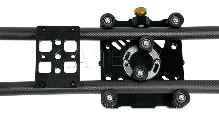 CAME-TV Camera Slider Carbon Fiber Lightweight Various Lengths