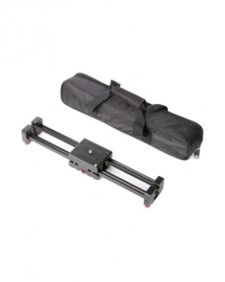 CAME-TV Portable Mini 1.6ft 11 Lbs Load DSLR DV Video Slider