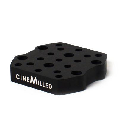 CineMilled Universal Cheese Plate Mount
