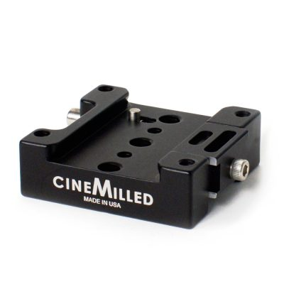 CineMilled Quick Switch Mount Plate for DJI Ronin-M/MX
