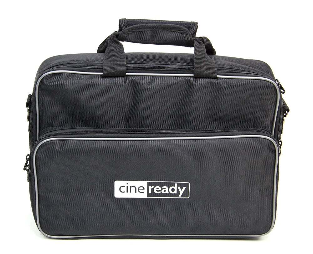 cineready CR-1000D daylight LED light with NP-F battery slots