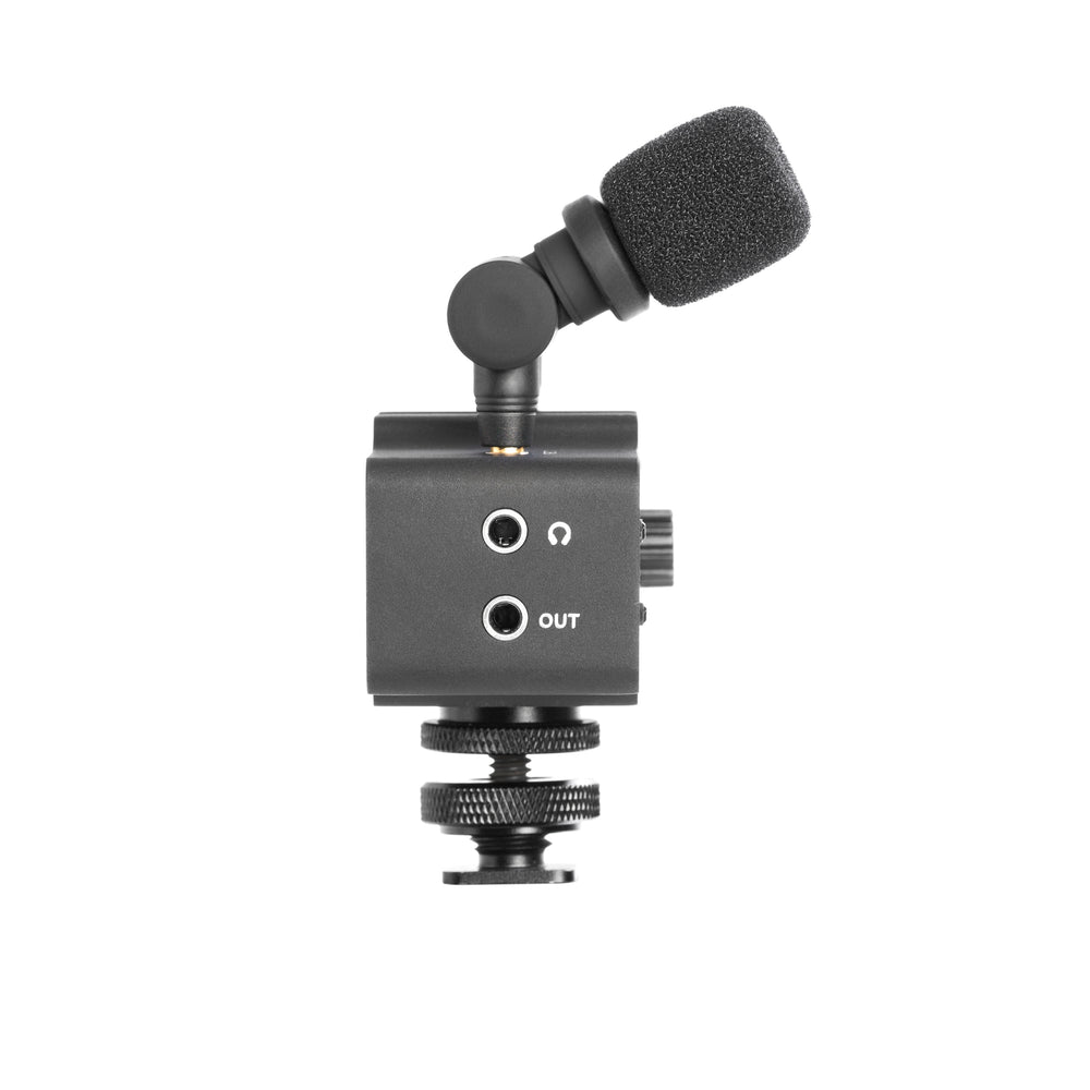 Saramonic Versatile Audio Bundle with Lavalier Microphone CaMixer