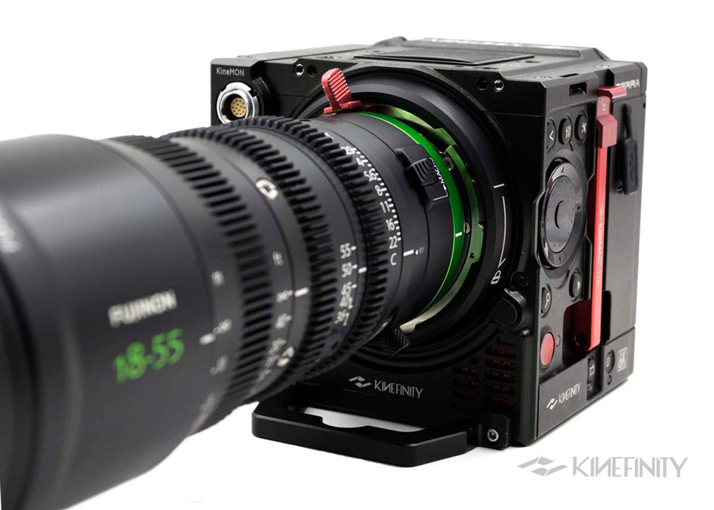 Kinefinity E adapter