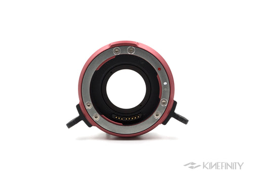 Kinefinity EF adapter II w/KE