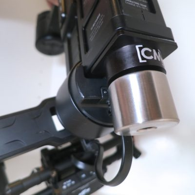 CineMilled PAN Counterweight Mount for DJI Ronin-M/MX