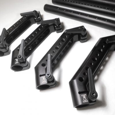 "CineMilled PRO-Ring 14x14 (inc: (4) corners, (4) 14"" tubes & (2) grips)"