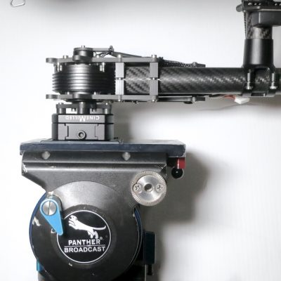 CineMilled Universal Mount for Freefly MōVI