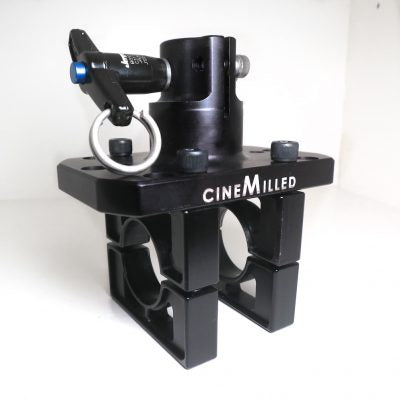 CineMilled Steadicam Armpost Adaptor 19mm size